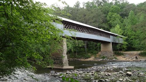 Swann Covered Bridge, Cleveland, AL2