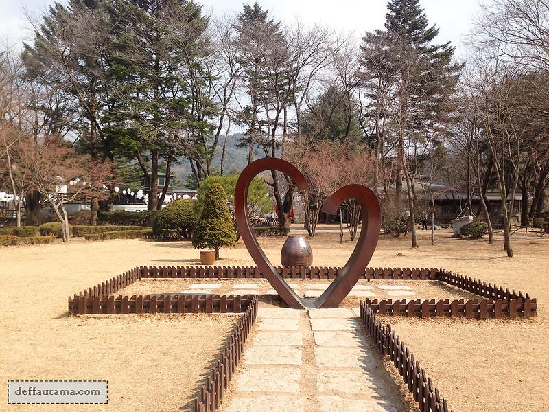 Nami Island - Love Garden