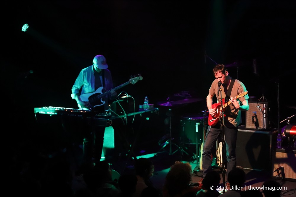 Mimicking Birds @ The Independent, San Francisco 2/13/18