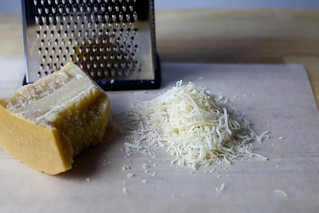 parmesan is all you need