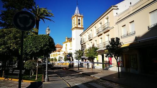 Plaza de los Jardines
