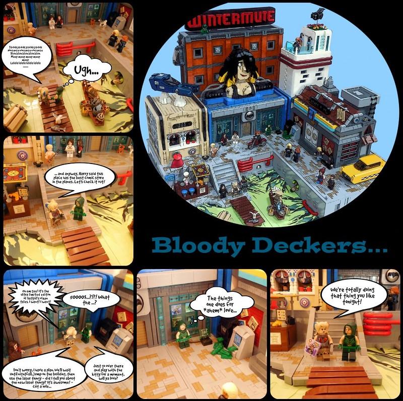 Bloody Deckers - Full
