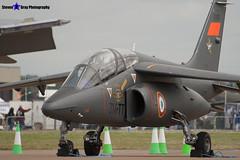 E101 314-TT - E101 - French Air Force - Dassault-Dornier Alpha Jet E - RIAT 2007 Fairford - 070714 - Steven Gray - IMG_5819