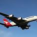 VH-OQC Airbus A.380-842, Qantas, Heathrow, London