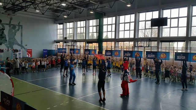 Grupa Azoty Przedszkoliada Tour 2018 Kalisz