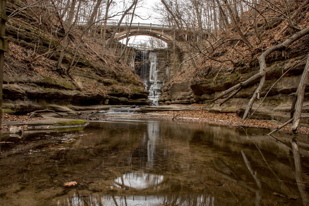 Starved Rock Nature Preserve Illinois Tripcarta