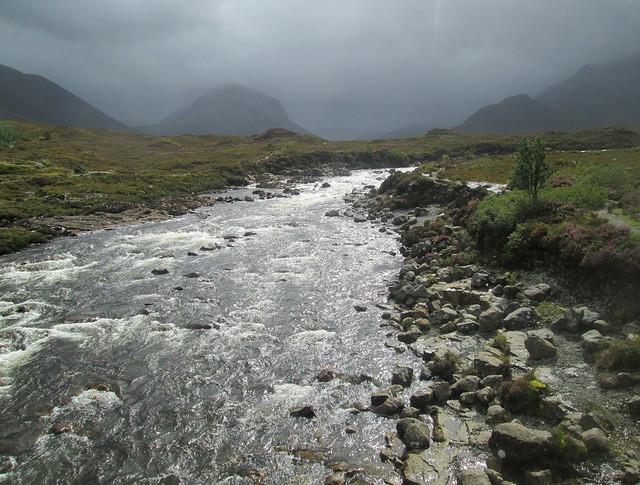 River Sligachan, Skye 1