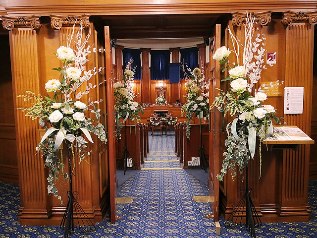 Bournemouth Town Hall Ceremony Rooms - Council Chamber