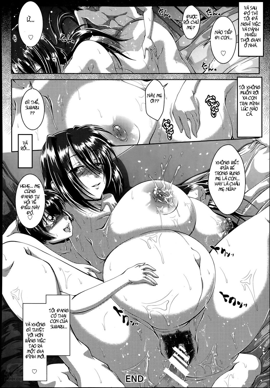Hình ảnh  trong bài viết Musuko Kui ~Enbo no Inwaku