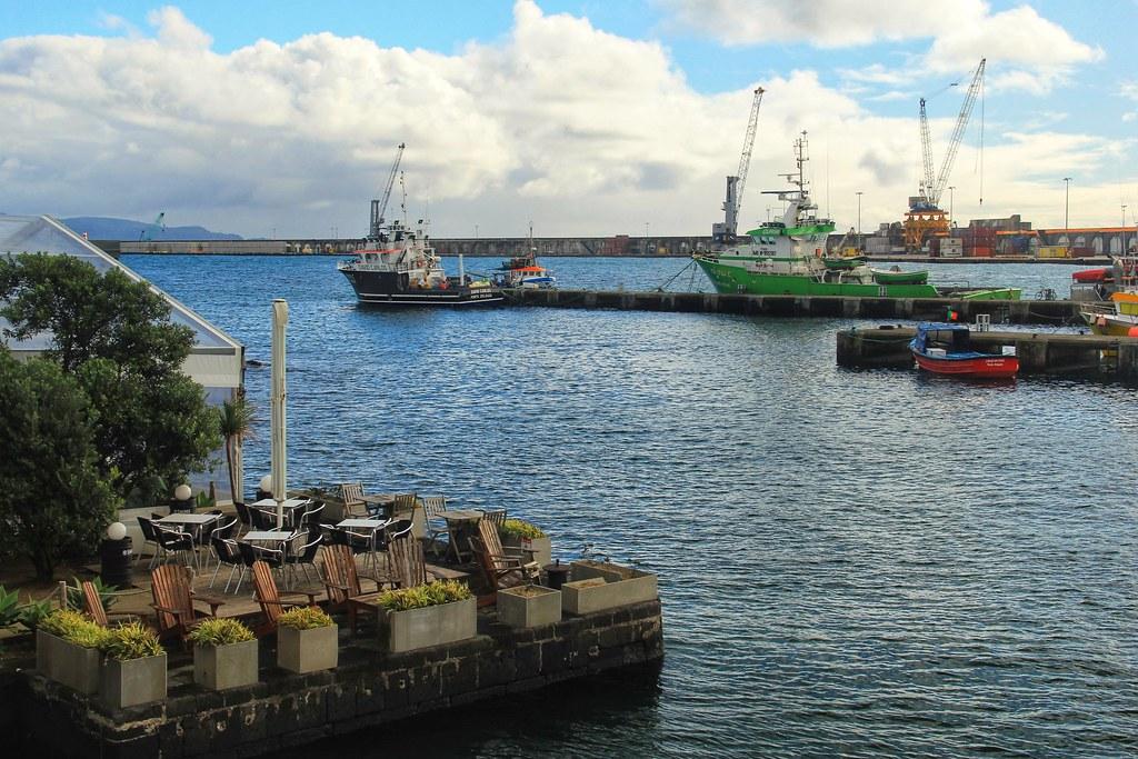 Harbour, Ponta Delgada