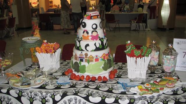 Cake by Bocaditos de felicidad