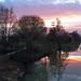 Sunset on Leam