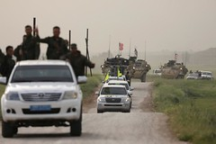 Turkey summons U.S. charge d'affaires over Syria