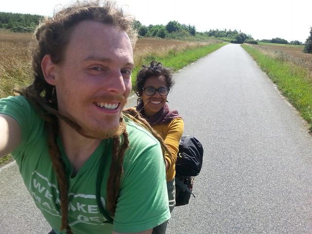 Tandem tour, Bornholm