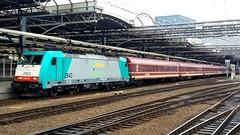 Lineas 2843 @ Brussel-Zuid