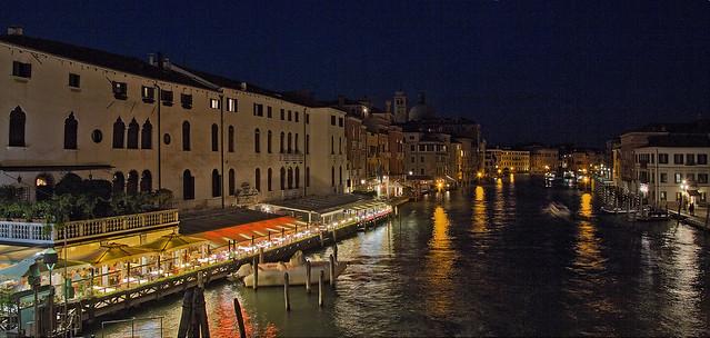 Venedig - View from Ponte degli Scalzi