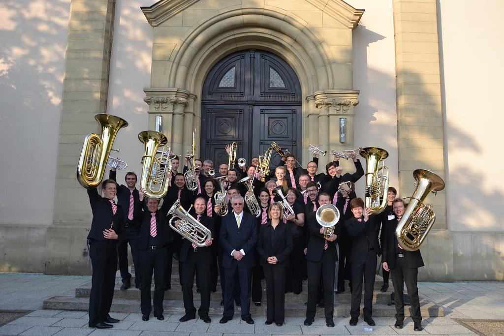 5. Deutsche Brass Band Meisterschaft in Bad Kissingen - 31.05.2014