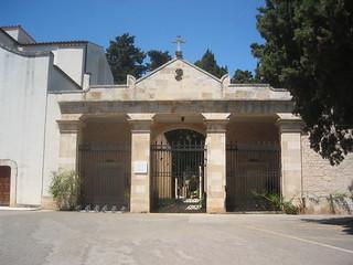 Il cimitero di Turi