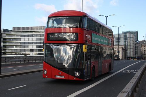 Arriva London LT588 LTZ1588