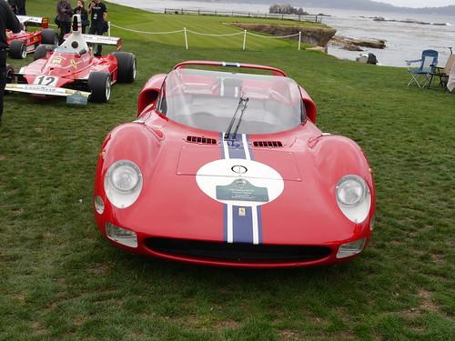 1965 Ferrari 365 P2 Fantuzzi Spyder