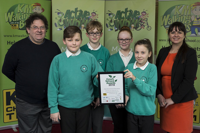 Green School Awards 2018