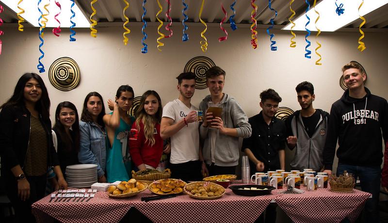 El Poli le da la bienvenida a sus estudiantes extranjeros