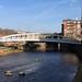 Willey Street Footbridge, River Don, Sheffield