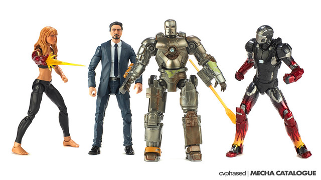 Marvel Legends Series - Marvel Studios The First 10 Years