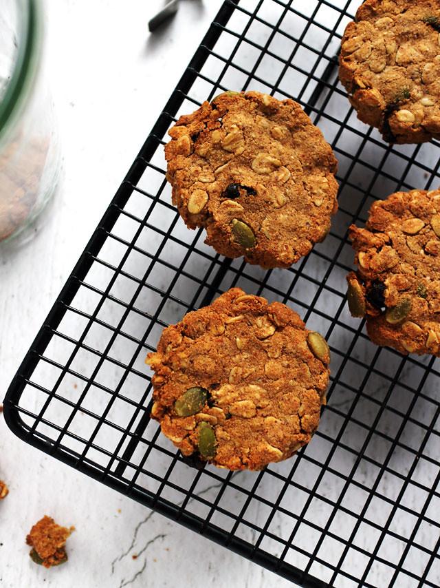 全素豆渣燕麥餅乾 vegan-okara-oatmeal-cookies (3)