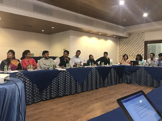 Rajasthan Priorities: Sector Expert Consultation on Digitization and Innovation