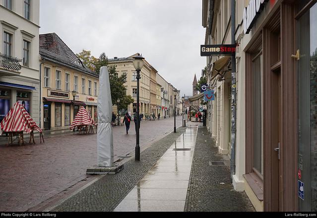 Brandenburger Straße, Potsdam, Germany