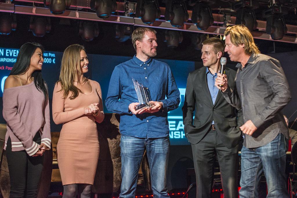 Tobias Peters Wins WPTDSE POY