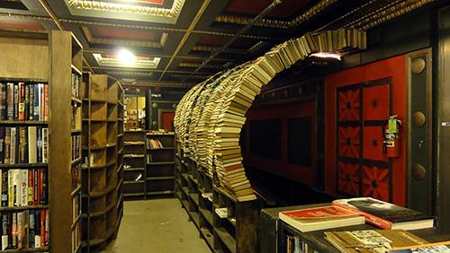 Bookstore The Last Bookstore in Los Angeles, California