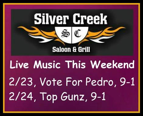 Silver Creek Poster 2-23-18