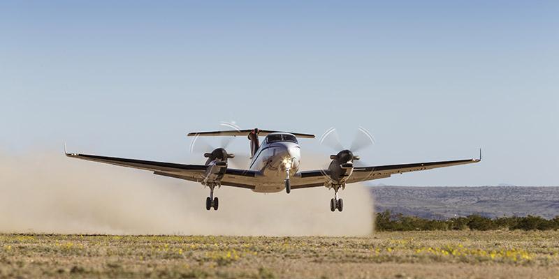 Beechcraft King Air 350ER