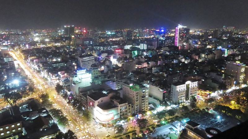 Chill Sky Bar Saigon