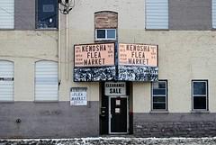 Kenosha Flea Market - Kenosha, Wisconsin