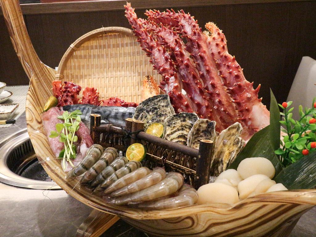 原月日式頂級帝王蟹燒烤吃到飽 (143)