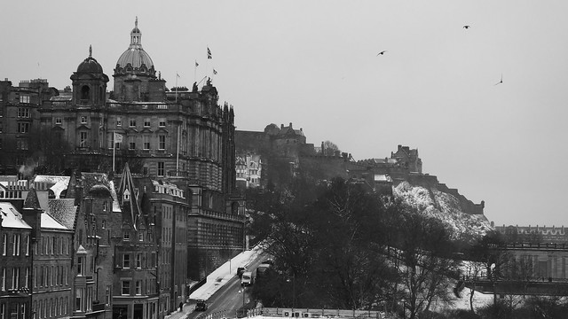 Snowy Edinburgh 012