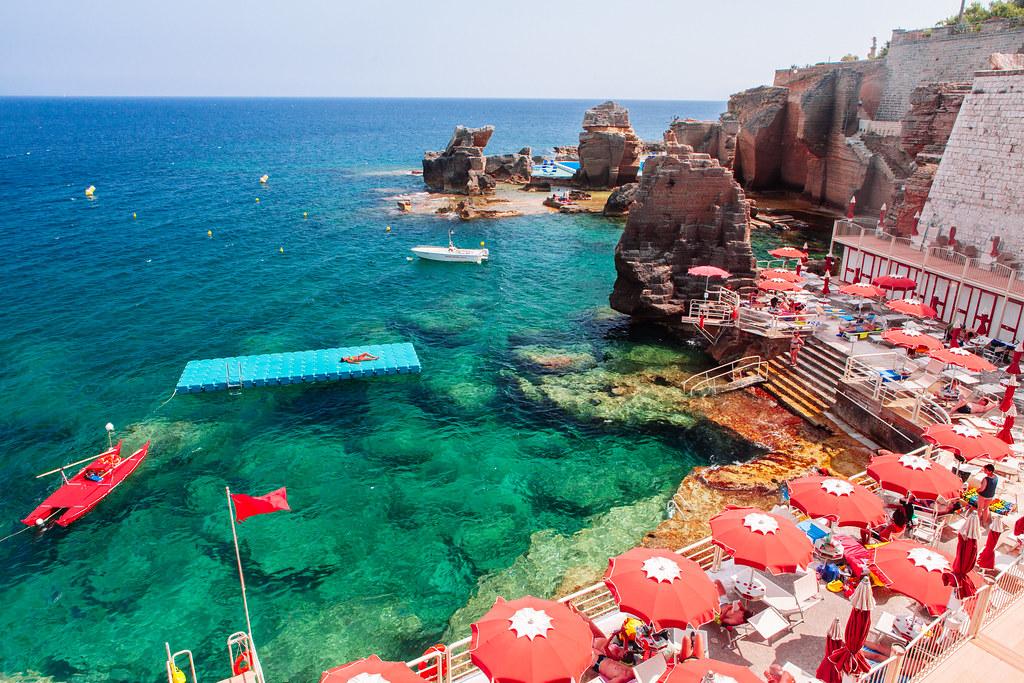 Ez a 10 legszebb tengerparti v ros olaszorsz gban utaz majom - Bagno marino archi ...