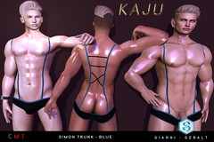 Kaju Fashion newest release  at TMJ Event- Simon Trunk