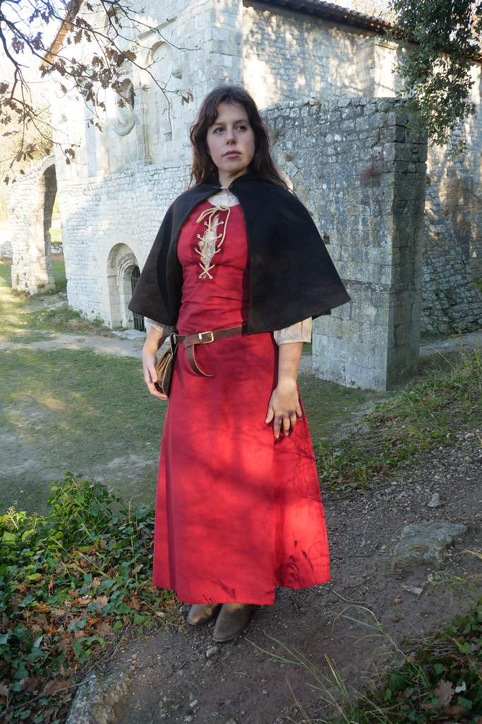 related image - Shooting Médiéval - Orena Costume - Val des Nymphes -2017-12-23- P1100703