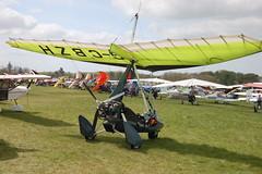 G-CBZH Solar Wings Pegasus [7934] Popham 020509