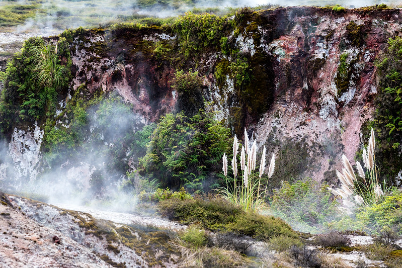 Geothermal Activity at the Craters of the Moon