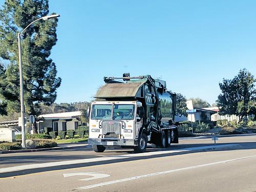 WM Garbage Truck 1-29-18