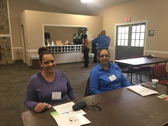 Episcopal Florida posted a photo:Parishes came to DaySpring to hear Episcopal Church Foundation and State Street Global Advisors discuss endowments and financial planning.