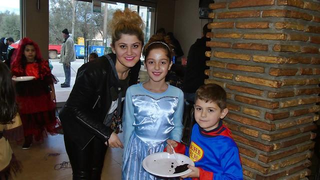 Παιδικό αποκριάτικο πάρτι, Νικιάνα Λευκάδας
