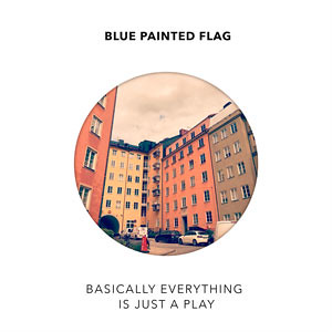 Blue-Painted-Flag-Cover