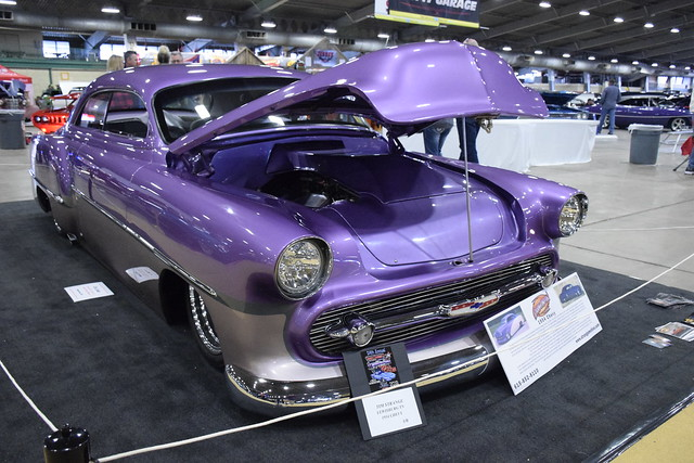 Strange Motion - 1954 Chevy
