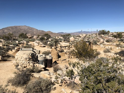 Borrego Springs - Ghost mountain overview